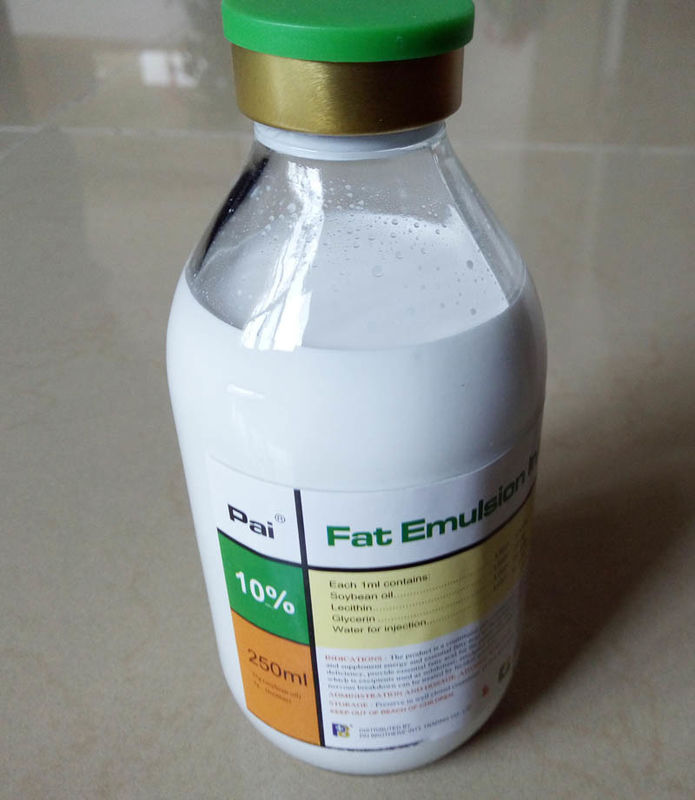 Intralipid Fat Emulsion Injection, Medicine Garde , Milky White Liquid C14-24